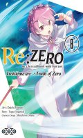 Re:zero - Re:life in a different world from zero - 3ème arc T.8